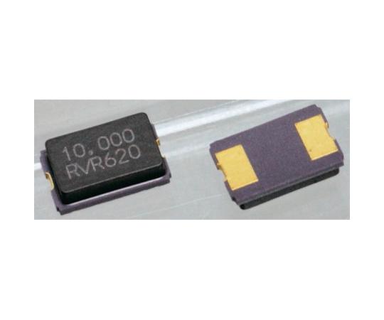 水晶振動子 8MHz 表面実装 2-pin SMD 基本波  FCX-03 8.000MHZ