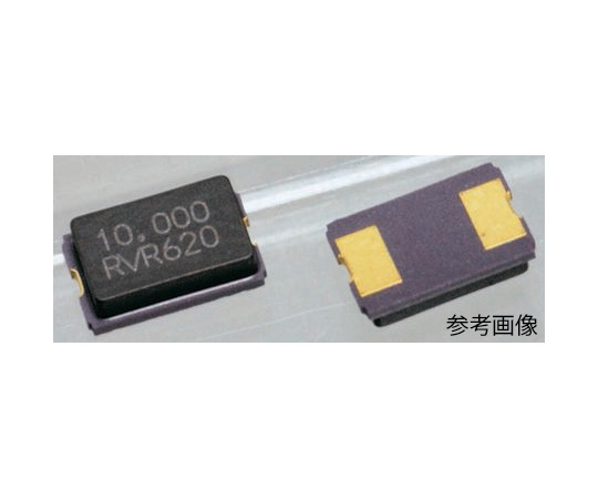 水晶振動子 16MHz 表面実装 2-pin SMD 基本波  FCX-03 16.000MHZ