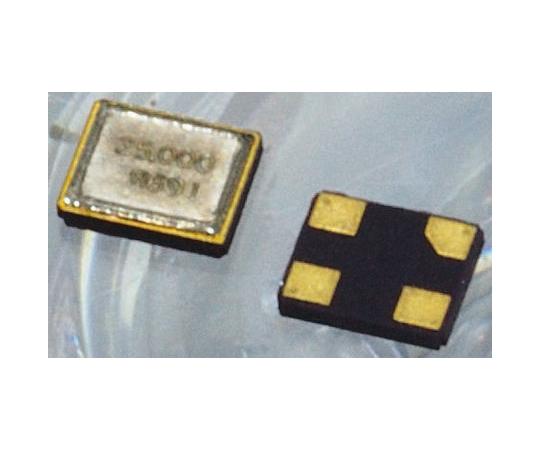 水晶振動子 20MHz 表面実装 4-pin SMD 基本波  FCX-05 20.000MHZ