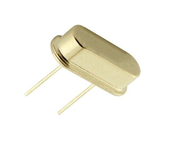 水晶振動子 12MHz スルーホール 2-pin 基本波  144-1035