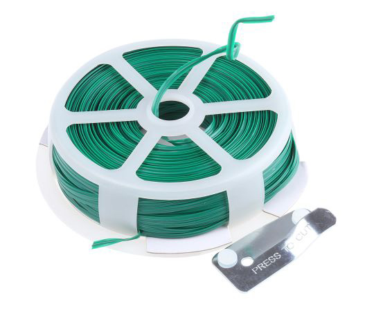 RS PRO Packaging Plastic Coated Wire, 50m 397-4819