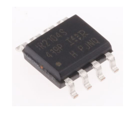 [Discontinued]Infineon IR2104SPBF Dual Half Bridge MOSFET Power Driver, 0.36A 8-Pin, SOIC IR2104SPBF