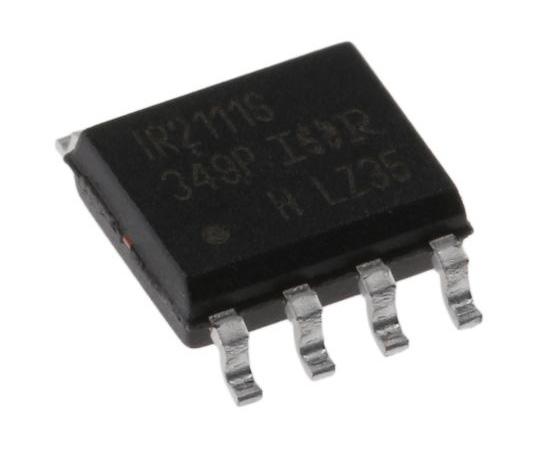 Infineon IR2111SPBF Dual Half Bridge MOSFET Power Driver, 0.5A 8-Pin, SOIC IR2111SPBF