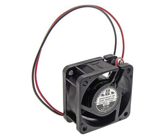 RS PRO Axial Fan, 40 x 40 x 20mm, 7cfm, 1.4W, 24 V dc 541-5148