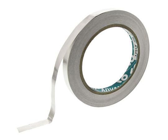 Advance Tapes AT521 Conductive Aluminium Tape 0.07mm, W.10mm, L.33m 212804