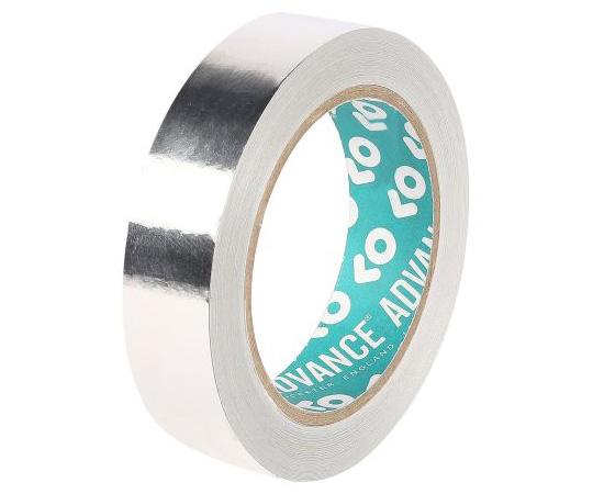 Advance Tapes AT521 Conductive Aluminium Tape 0.07mm, W.25mm, L.33m 231911