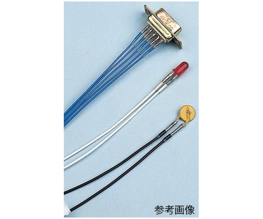 TE Connectivity Transparent Solder Sleeve 0.9 → 2mm B-155-1501