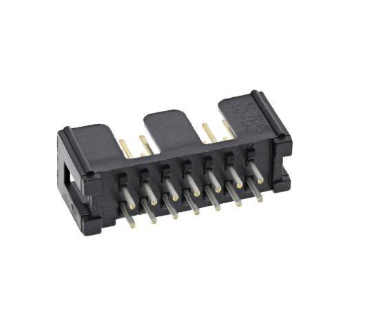 3M 2500, 14 Way, 2 Row, Straight PCB Header N2514-6002RB