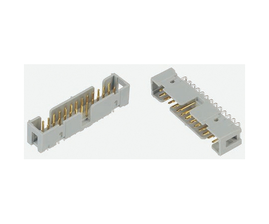 [Discontinued]3M 2500, 34 Way, 2 Row, Right Angle PCB Header N2534-5002RB