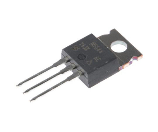 [Out of stock]IRF644PBF N-Channel MOSFET, 14 A, 250 V, 3-Pin TO-220AB Vishay IRF644PBF