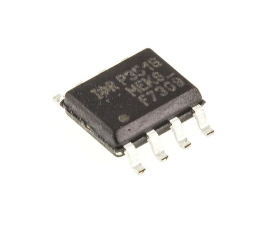 [Discontinued]IRF7309PBF Dual N/P-Channel MOSFET, 3 A, 4 A, 30 V HEXFET, 8-Pin SOIC Infineon IRF7309PBF