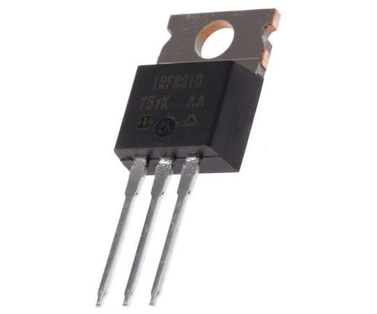 [Discontinued]IRF9610PBF P-Channel MOSFET, 1.8 A, 200 V, 3-Pin TO-220AB Vishay IRF9610PBF