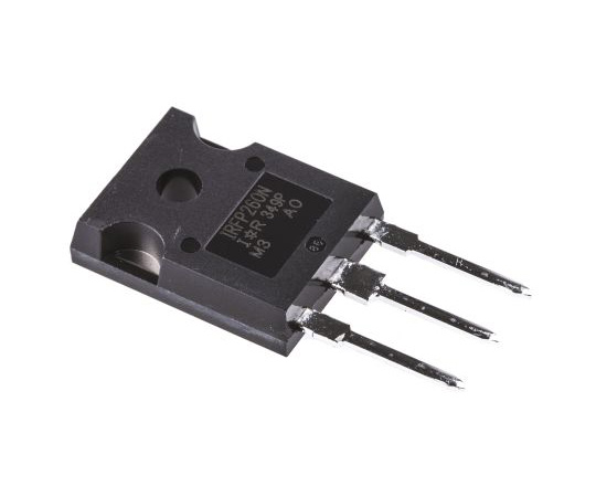 [Out of stock]IRFP260NPBF N-Channel MOSFET, 50 A, 200 V HEXFET, 3-Pin TO-247AC Infineon IRFP260NPBF
