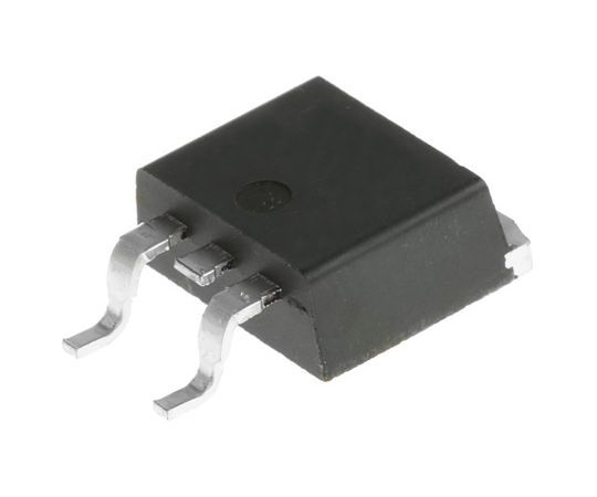 [Discontinued]IRL520NSPBF N-Channel MOSFET, 10 A, 100 V HEXFET, 3-Pin D2PAK Infineon IRL520NSPBF