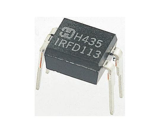 [Discontinued]IRLD014PBF N-Channel MOSFET, 1.7 A, 60 V, 4-Pin HVMDIP Vishay IRLD014PBF
