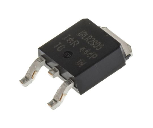 [Discontinued]IRLR2905PBF N-Channel MOSFET, 42 A, 55 V HEXFET, 3-Pin DPAK Infineon IRLR2905PBF