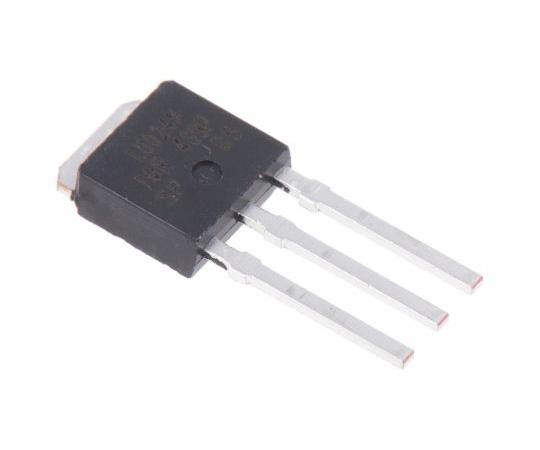 IRLU024NPBF N-Channel MOSFET, 17 A, 55 V HEXFET, 3-Pin IPAK Infineon IRLU024NPBF