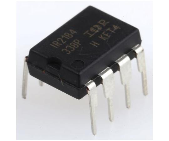 Infineon IR2184PBF Dual Half Bridge MOSFET Power Driver, 2.3A 8-Pin, PDIP IR2184PBF