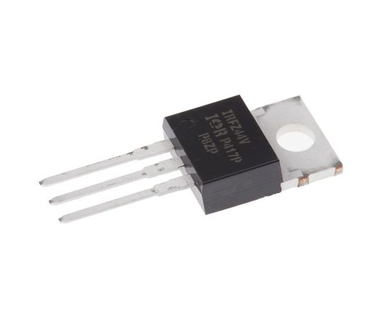 IRFZ44VPBF N-Channel MOSFET, 55 A, 60 V HEXFET, 3-Pin TO-220AB Infineon IRFZ44VPBF