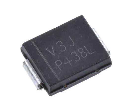 Vishay 100V 3A, Schottky Diode, 2-Pin DO-214AB VS-30BQ100-M3/9AT VS-30BQ100-M3/9AT