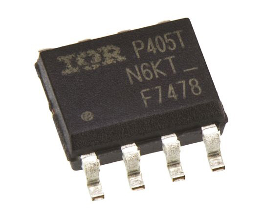 [Discontinued]IRF7478PBF N-Channel MOSFET, 7 A, 60 V HEXFET, 8-Pin SOIC Infineon IRF7478PBF