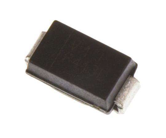 Vishay 100V 1.5A, Schottky Diode, 2-Pin DO-214AC VS-10MQ100-M3/5AT VS-10MQ100-M3/5AT