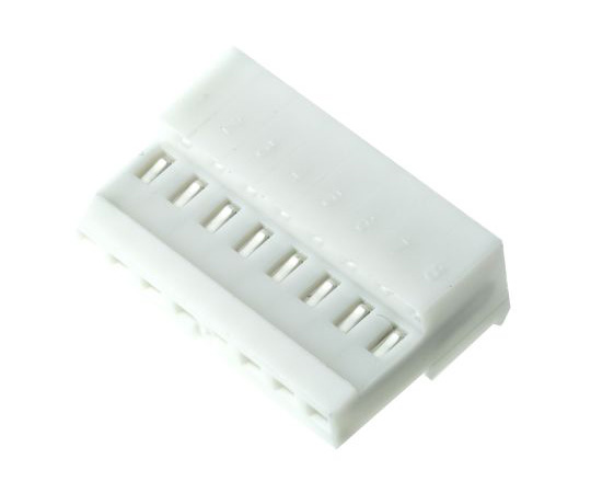 TE Connectivity 8-Way IDC Connector Socket for Cable Mount, 1-Row 3-640441-8
