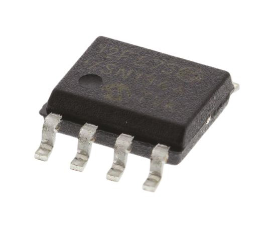 [Out of stock]Microchip PIC12F675-I/SN, 8bit PIC Microcontroller, 20MHz, 1024 x 14 words, 128 B Flash, 8-Pin SOIC PIC12F675-I/SN