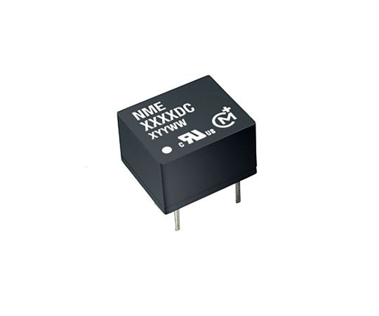 Murata Power Solutions NME 1W Isolated DC-DC Converter Through Hole, Voltage in 4.5 → 5.5 V dc, Voltage out 5V dc NME0505DC