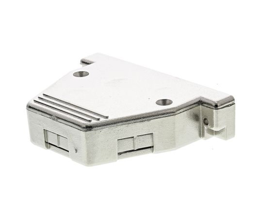 RS PET D-sub Connector Backshell, 37 Way, Strain Relief 544-4411