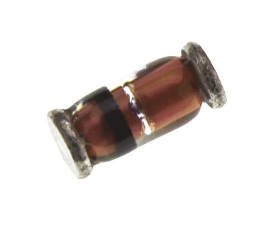 Nexperia, 5.1V Zener Diode 5% 500 mW SMT 2-Pin MiniMELF BZV55-C5V1,115