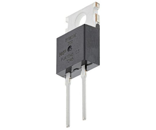 WeEn Semiconductors Co., Ltd 200V 8A, Silicon Junction Diode, 2-Pin TO-220AC BYW29E-200 BYW29E-200