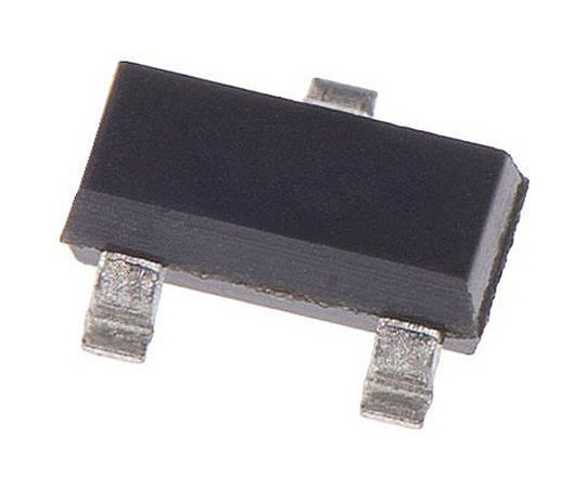[Discontinued]STMicroelectronics ESDA6V1L, Dual-Element Uni-Directional TVS Diode, 300W, 3-Pin SOT-23 ESDA6V1L