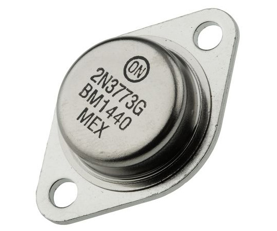 ON Semi 2N3773G NPN Transistor, 16 A, 140 V, 3-Pin TO-204 2N3773G