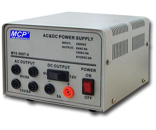 [取扱停止]直流&交流安定化電源  M10-AD350T-5