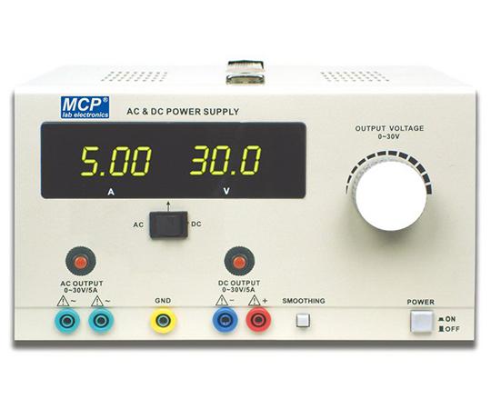 [取扱停止]直流&交流安定化電源  M10-AD360-5
