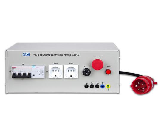 ベンチトップ電源装置  TB412