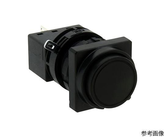 Φ22LWシリーズ押ボタンスイッチ角丸形(突形ボタン)  LW3B-A2C3B