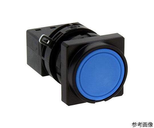 Φ22LWシリーズ押ボタンスイッチ角丸形(平形ボタン)  LW3B-M1C1S