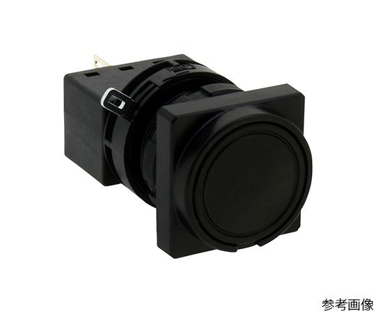 Φ22LWシリーズ押ボタンスイッチ角丸形(平形ボタン)  LW3B-M1C3VB