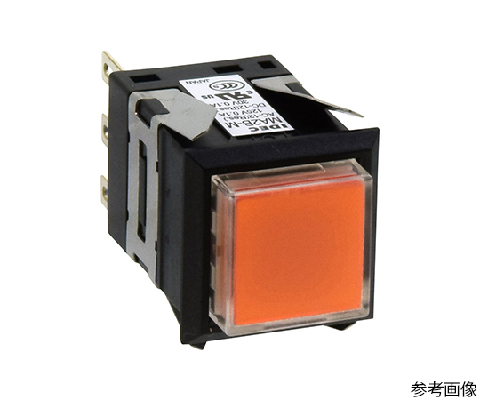 MAシリーズ押ボタンスイッチ(正角形)  MA2B-A119LA