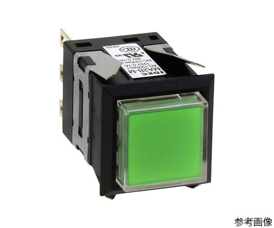 MAシリーズ押ボタンスイッチ(正角形)  MA2B-A219LG