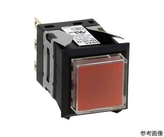 MAシリーズ押ボタンスイッチ(正角形)  MA2B-M519LR