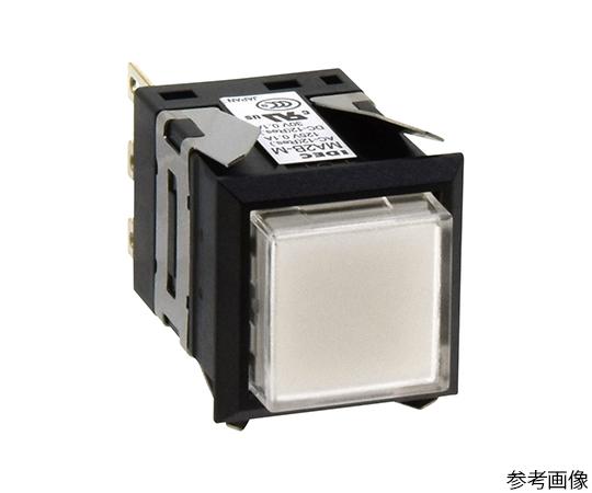 MAシリーズ押ボタンスイッチ(正角形)  MA2B-M519LW