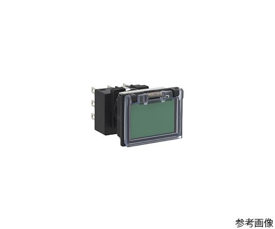 押しボタンスイッチ LB8Gシリーズ ボタン色 緑  LB8GB-A1T2VG