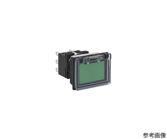 押しボタンスイッチ LB8Gシリーズ ボタン色 緑  LB8GB-A1T3LG