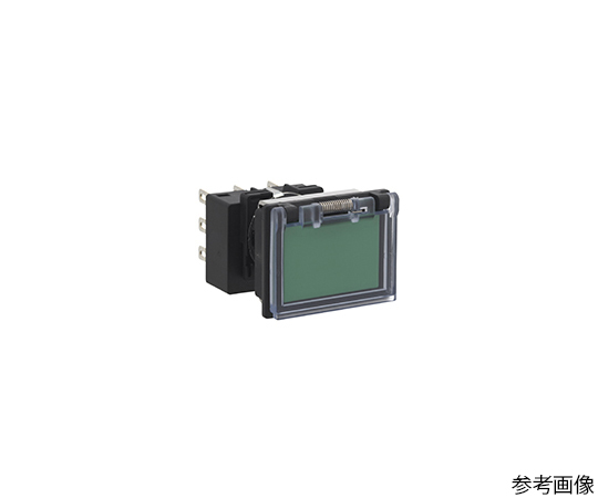 押しボタンスイッチ LB8Gシリーズ ボタン色 緑  LB8GB-A1T6G