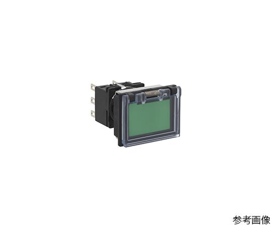 押しボタンスイッチ LB8Gシリーズ ボタン色 緑  LB8GB-M1T1VLG