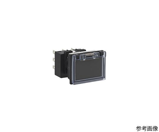 押しボタンスイッチ LB8Gシリーズ ボタン色 黒  LB8GB-M1T2B