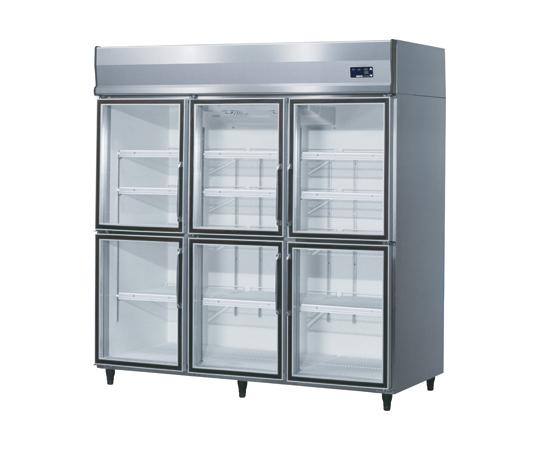 ■海外仕様 冷蔵庫(ガラス扉)  NDRG-1690ECD2